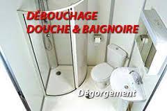 Debouchage salle de bain