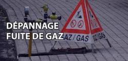 Fuite gaz cerga